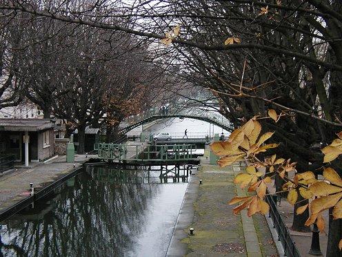 運河歩き3第2の水門橋の上からdownsize
