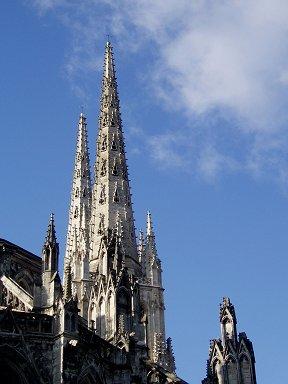 サンタンドレ大聖堂の尖塔downsize