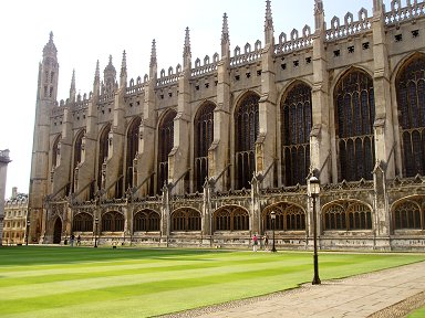 Great Court of Kings College downsize