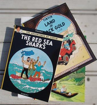 Tintinの本