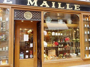 有名なマスタード屋Maille本店downsize