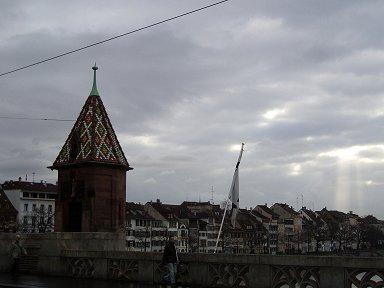 橋の見張り小屋downsize