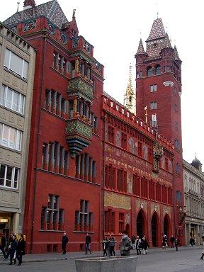 真っ赤な市庁舎downsize