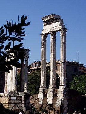 ディオスクーリ神殿Tempio dei Dioscuri downsize