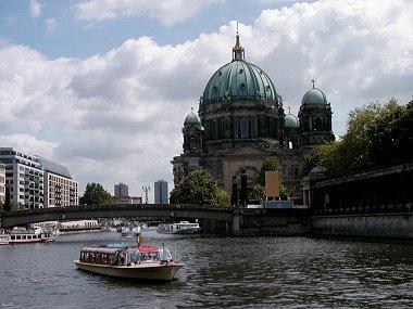 ベルリン大聖堂運河巡り帰路REVdownsize