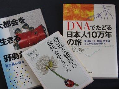 3冊の本downsize