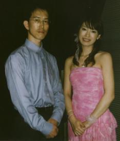 20070210広尾ディナーショー