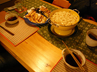 天ぷらやでー。