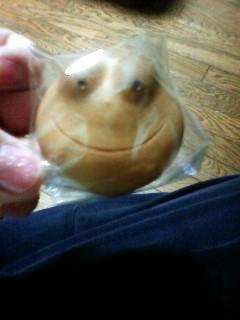 蛙の子は・・かえる