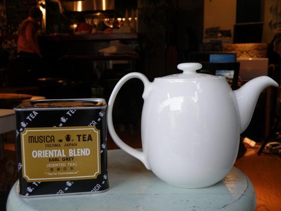 スローな紅茶