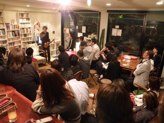 東野さんトークライブ20090430