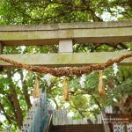 竹島_八百富神社