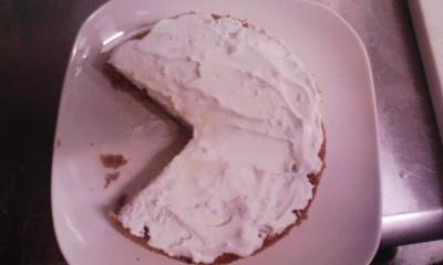 パックマンケーキ