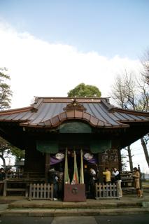 20081206 牟礼神社