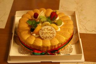 20090321 ケーキ