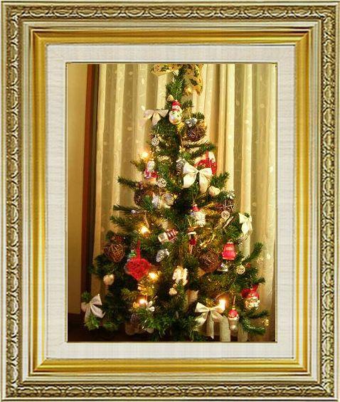 ねこ 猫 クリスマス祭り25tabirinさま家の『クリスマスツリー』