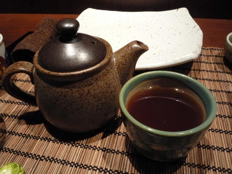 1.玄碾蕎麦RyoSyun (そば湯)