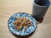 1.手打ち蕎麦 萱草庵 (揚げ蕎麦)