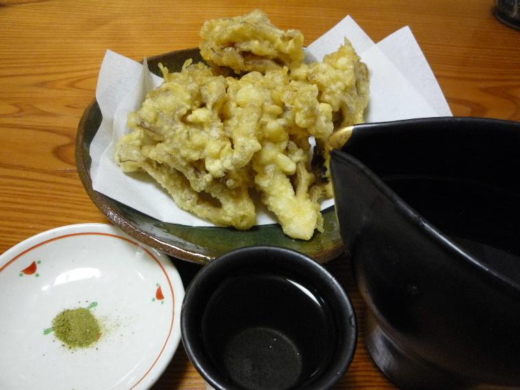 6.手打ち蕎麦 ふる川 (蕎麦前)
