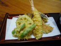 6.手打ち蕎麦 ふる川 (天ぷら)