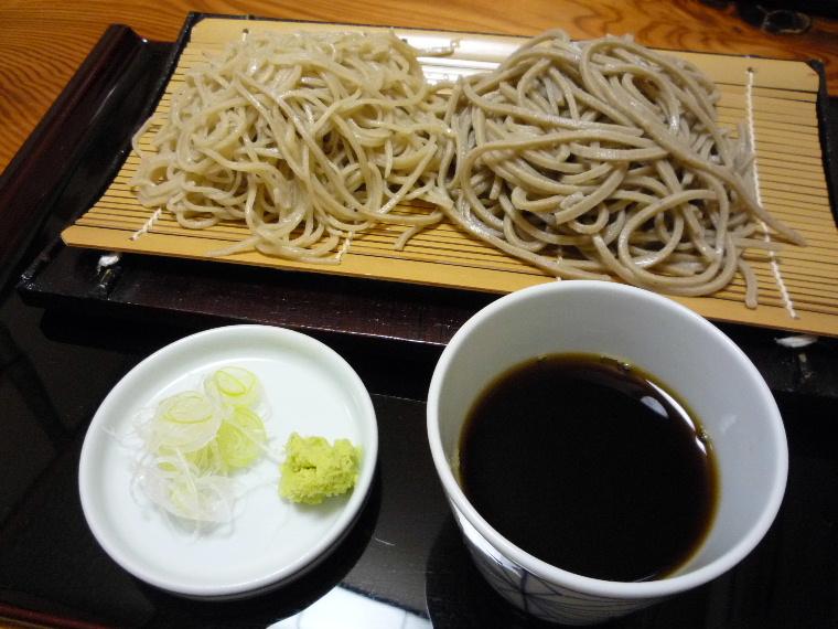 6.手打ち蕎麦 ふる川 (二色蕎麦)