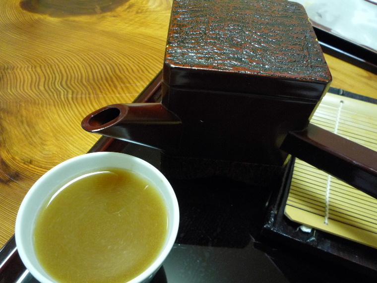 6.手打ち蕎麦 ふる川 (そば湯)