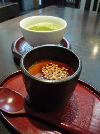 16.手打ち蕎麦 銀杏 (甘味)