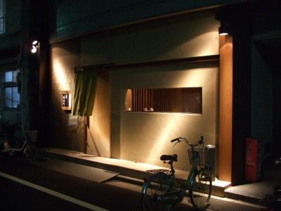 1.蕎肆 穂乃香 (店構え)