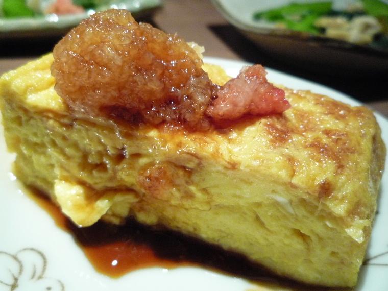 1.蕎肆 穂乃香 (だし巻き玉子アップ2)