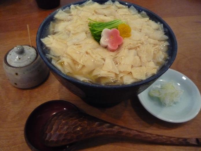 17.手打ち蕎麦 銀杏 (冬杏そば)