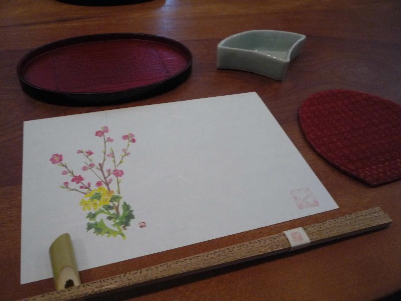 18.手打ち蕎麦 銀杏 (敷紙)