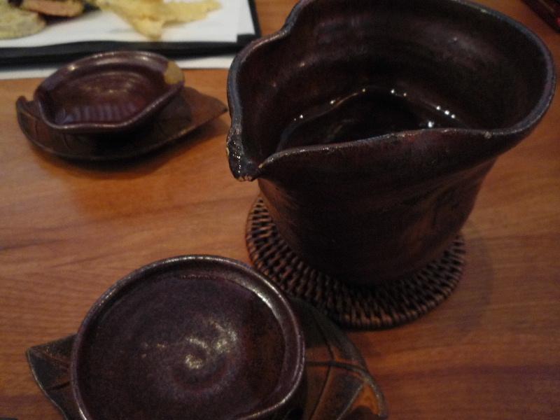 18.手打ち蕎麦 銀杏 (田酒)