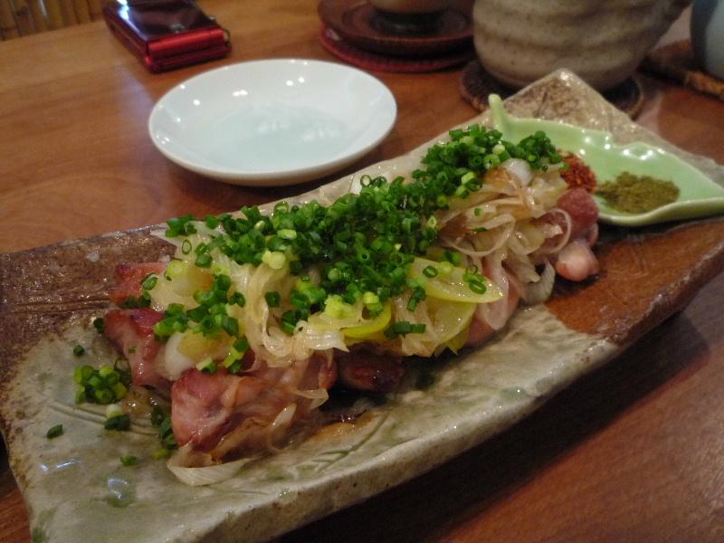 18.手打ち蕎麦 銀杏 (鳥焼き)