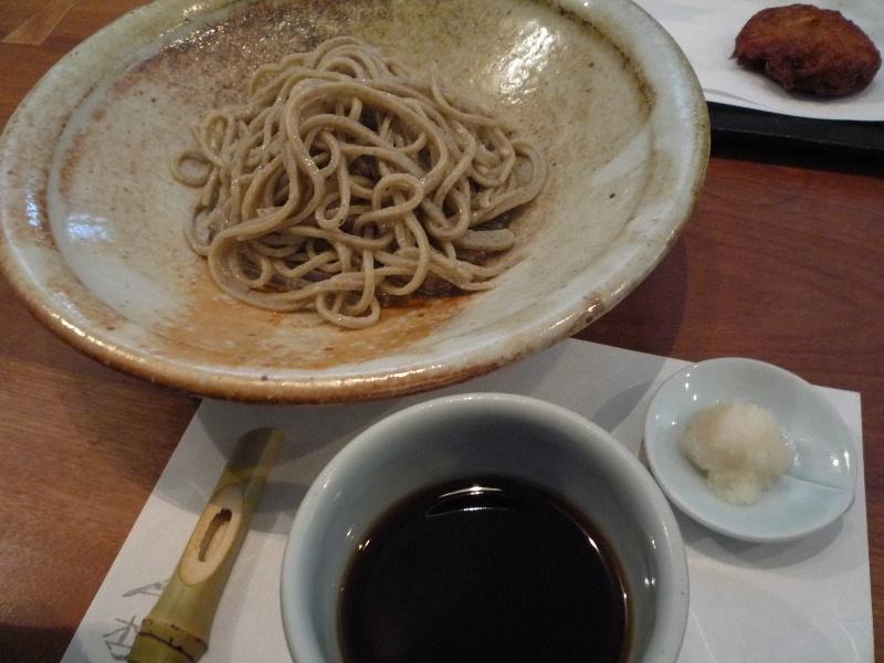 18.手打ち蕎麦 銀杏 (生粉打ち田舎蕎麦)