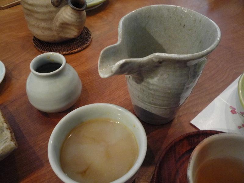 18.手打ち蕎麦 銀杏 (そば湯)