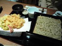 3.蕎肆 穂乃香 (かき揚げせいろ)