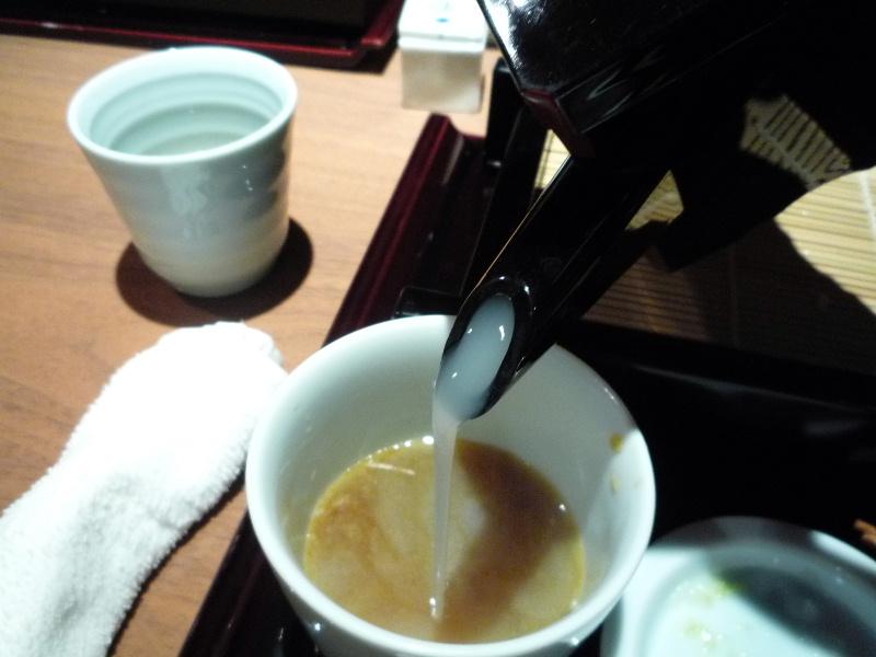 3.蕎肆 穂乃香 (そば湯)