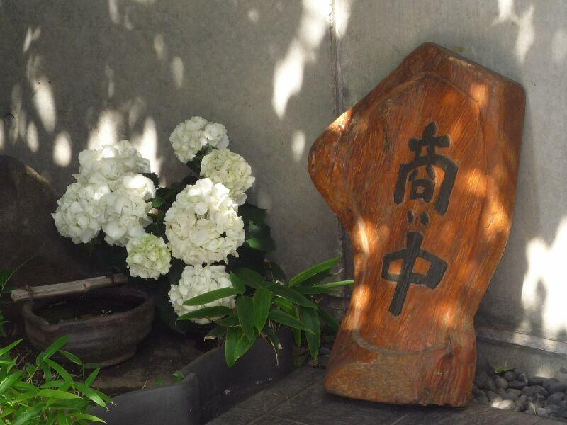 19.手打ち蕎麦 銀杏 (入口2)
