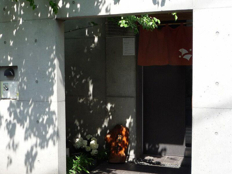 19.手打ち蕎麦 銀杏 (入口1)