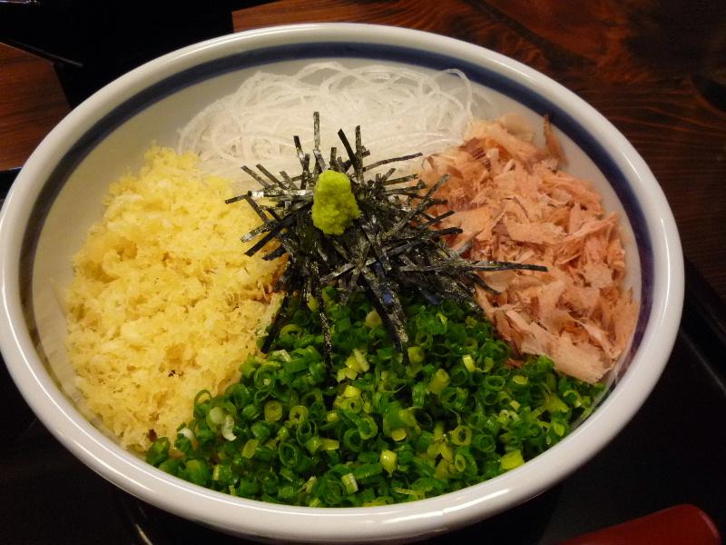2.手打ち蕎麦 ながせや6 (ぶっかけアップ)