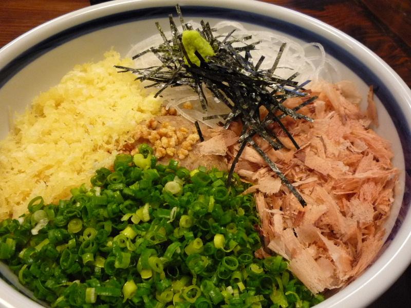 2.手打ち蕎麦 ながせや7 (ぶっかけアップ2)