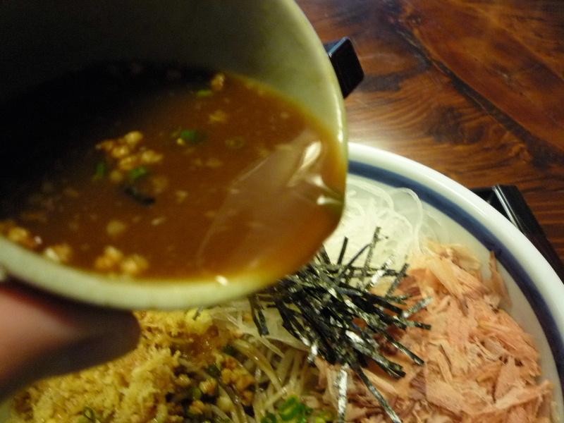 2.手打ち蕎麦 ながせや10 (ぶっかけ)
