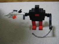 BLACK ROBO