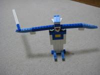 BLUE ROBO 1