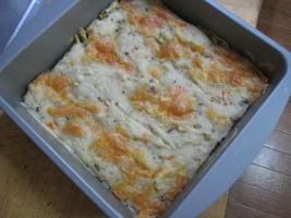 無発酵パン ポテト
