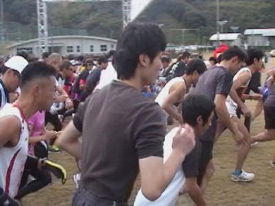 ひだか茂平マラソン10キロ