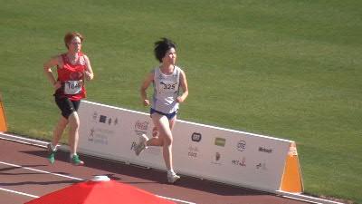 アテネ1500m決勝