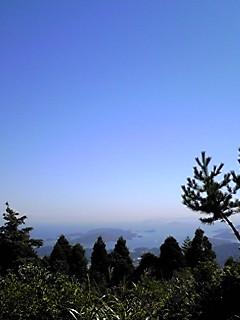 九大竜王社景色