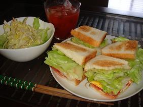 090422昼ご飯