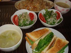 090524昼ご飯